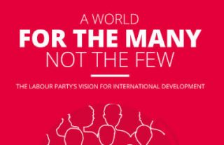 Labour Party, international development policy, Kate Osamor, feminist