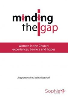 sexism in the Church, survey, Sophia Network, 8 commitments, equality in the Church