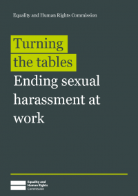 EHRC, ending sexual harassment at work, recommendations,
