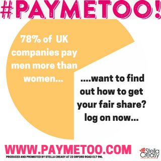 #PayMeToo, gender pay gap reporting, action, female MPs, women at work