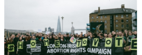 Vote YES for Irish abortion rights