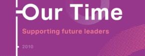 London: new scheme takes on lack of women leaders