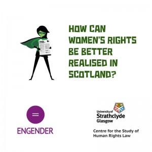 Engender, women's rights, CEDAW, Scots Law, report