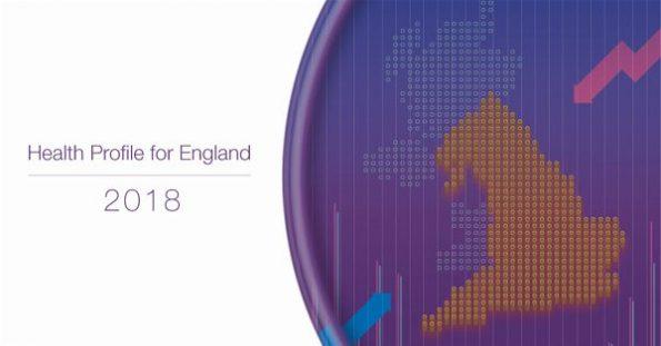 Health Profile for England 2018; PHE, Public Health England,