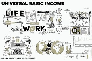 RSA, poll, report, experiment, Basic Income,