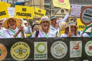 Conservative conference 2018, no fracking, open letter, Claire Perry