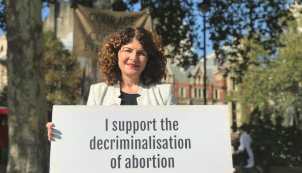 Diana Johnson, decriminalisation of abortion, 10-minute bill, October 2018, Labour MP