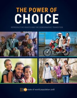 UNFPA, report, contraception, women's rights, economic growth, women's health, Power of Choice, report