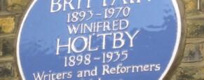 London's blue plaques: women needed