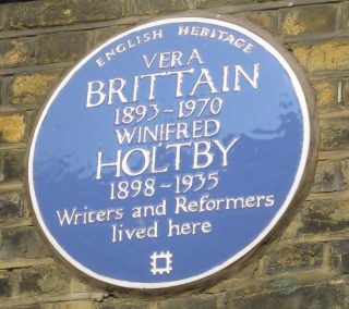English Heritage, blue plaques scheme, London, Agnes Anber, suggest women