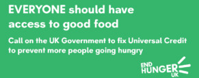 Thousands call for end to hunger in the UK
