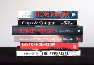 The Staunch Book Prize, inaugral shortlist, thriller novel, no female victim, Bridget Lawless, Doon Mackichan , Body Count Rising