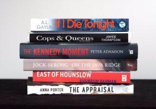 The Staunch Book Prize, inaugral shortlist, thriller novel, no female victim, Bridget Lawless, Doon Mackichan , Body Count Rising