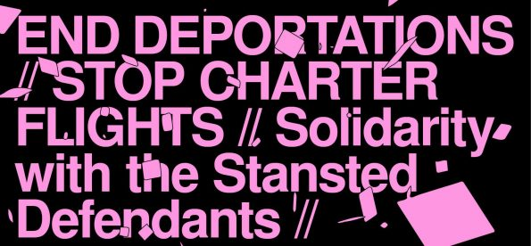 Yarl's Wood, hunger strike, appalling conditions, stop charter flights, Home Office, end deportations, Stanstead 15,