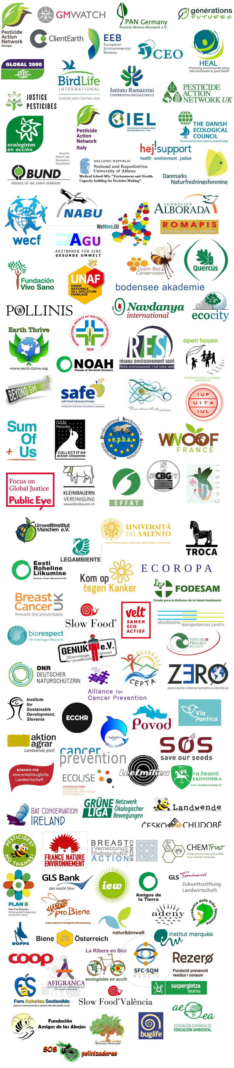 new manifesto, European coalition, Citizens for Science in Pesticide Regulation, conflicts of interest, pesticides regulatory systemrisk management system