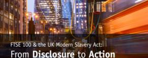 Modern Slavery Act failing