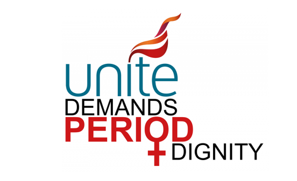 Unite, union, period dignity, campaign, posters, templates, actions
