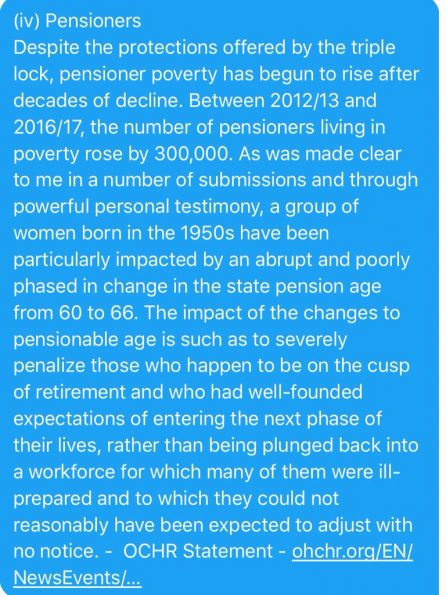 High Court Hearing, date set, women's pensions campaign, #Backto60, WASPI, 1950s women, David Hencke, ByLine,
