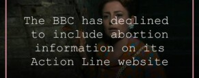 The BBC, abortion and reality