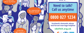 Scottish domestic abuse law welcomed