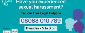 Sexual harassment: Scotland gets new legal service