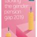 Gender pension gap: take action to close it