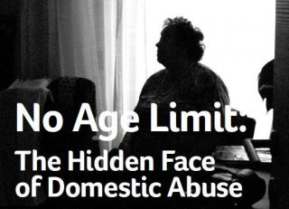 Age UK, report, domestic abuse, elderly people, report, No Age Limit, Domestic Abuse Bill, Queen's Speech