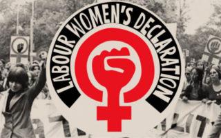 women's rights, declation, Labour Women's Declaration, GRA, Labour party manifesto 2017, sex-based violence,