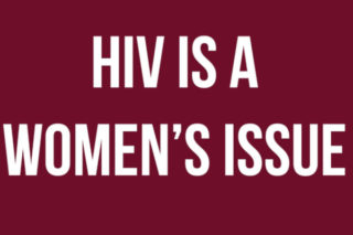 HIV, women in the UK, report, Public Health England, Sophia Forum, Terence Higgins Trust, testing, older women, poverty, stigma,