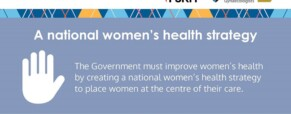 Manifesto for health of women and girls out