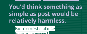 How post can enable domestic abuse