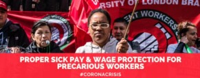 Union starts fight against government failings