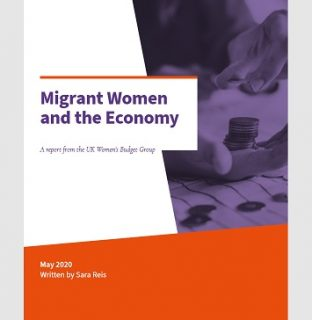 Women's Budget Group, Coventry Women's Partnership, Migrant women and the economy, report, migrant women, NHS, no recourse to funds, COVID-19, immigrantion policy, keyworkers