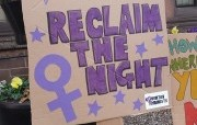 My first Reclaim the Night