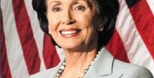 Nancy Pelosi makes bid for minority House leader