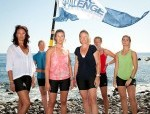 Women row across Atlantic to help combat child trafficking