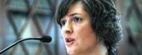 "Sandra Fluke, birth-control rights activist and ""slut"", speaks at DNC"