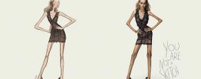 Say no to anorexia: irresponsible?