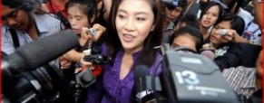 Thailand elects its first female prime minister