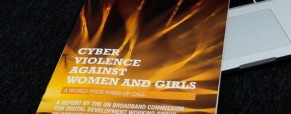Report on cyber violence against women and girls