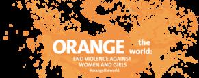 Orange the world: end violence against women