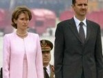 Standing in the (Louboutin) shoes of Asma al-Assad