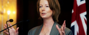 Julia Gillard: a woman of influence