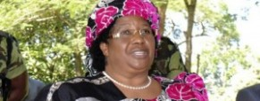 Malawis Joyce Banda becomes Africa&#8217;s second female president