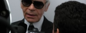 Dominique Strauss-Kahn by Karl Lagerfeld; 'charming and sweet'- except to women