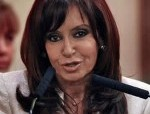 Argentina's President Kirchner to stand for re-election