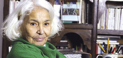 Nawal El Saadawi: I am against the system, not a man hater