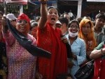 Nepal women would rather report domestic violence than rape, advocates say