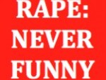 Facebook: rape jokes no worse than 'pub jokes'