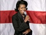 Michelle Obama rejects 'angry black woman' claims